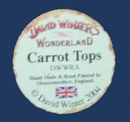 Carrot Tops (the rabbit)