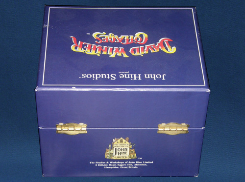 Collectors Guild Collection Index Box