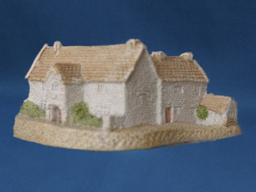 David Winter Cottage Collection Sulgrave Manor
