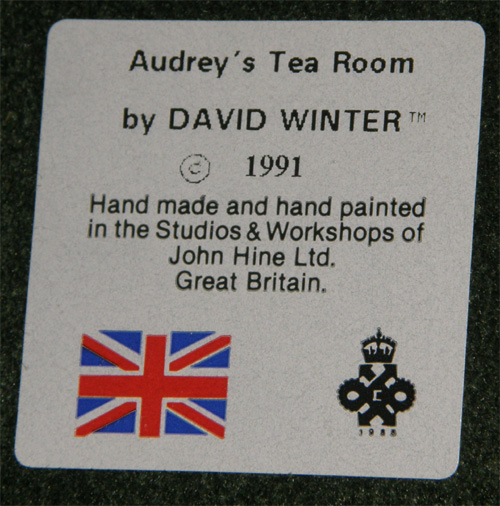 Audrey's Tea Room