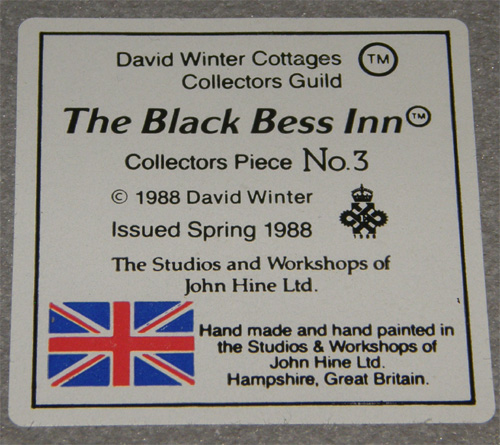 The Black Bess Inn