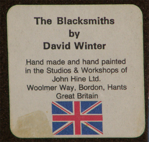 The Blacksmiths