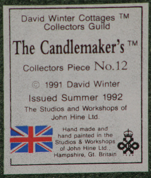 The Candlemaker's