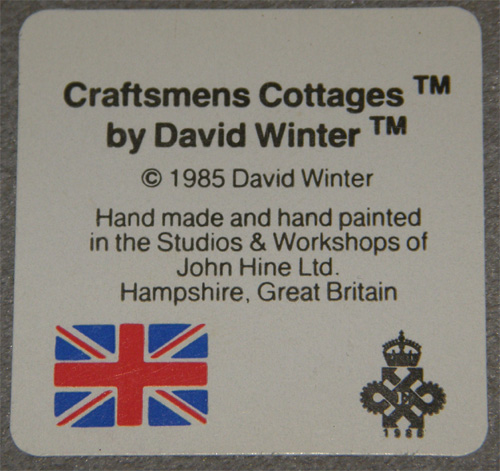 Craftsmens Cottages