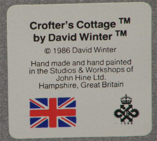 Crofter's Cottage