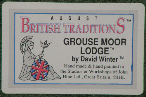 Grouse Moor Lodge