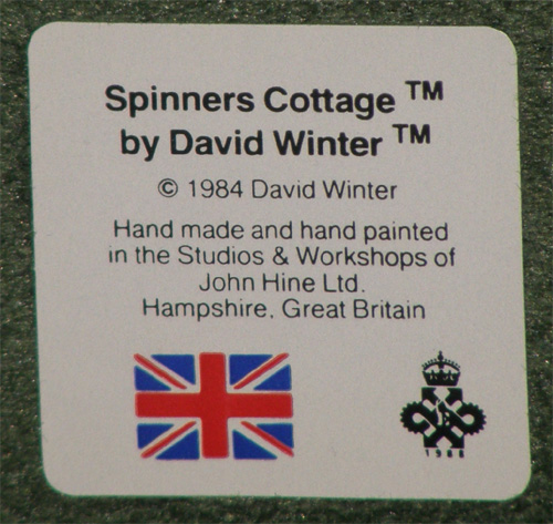 Spinners Cottage