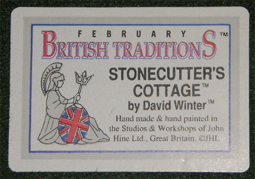 Stonecutter's Cottage